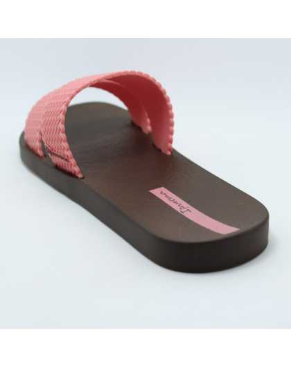 Шлепки Ipanema 26223-21312 BROWN/PINK