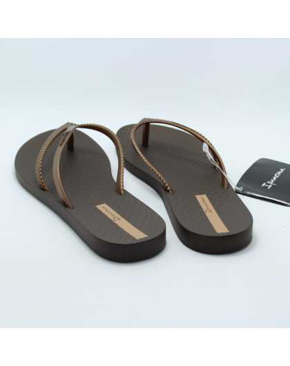 Вьетнамки Ipanema 82067-20093 BROWN/BRONZE
