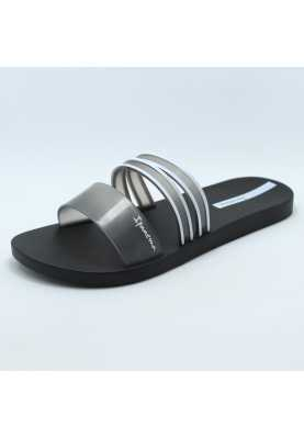 Шлепки Ipanema 26301-21639 BLACK/SMOKE/WHITE