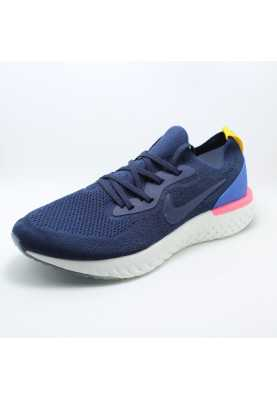 Nike Epic React Flyknit navy\white