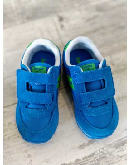 Saucony Baby Jazz hl blue/green