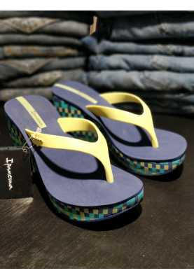 Ipanema Lipstik Thong 22045 blue/yellow